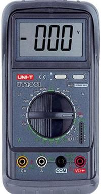 UT2001折叠数字万用表|优利德UNI-T折叠数字万用表
