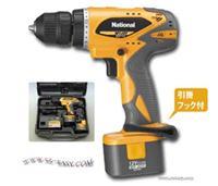 PANASONIC日本松下电动工具充电螺丝刀EZT113YKY