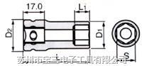 气动套筒 TONE前田牌 6A-17套筒 日本原装进口 6A-17套筒
