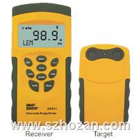 超声波测距仪AR851 香港希玛SMARTSENSOR AR851测距表