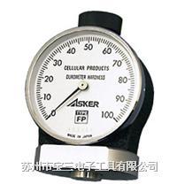 日本ASKER奥斯卡牌 橡胶硬度计 A型橡胶硬度计