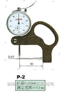 针盘式量表