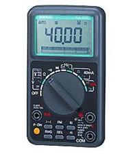 SANWA日本三和/DA50C/数字万用表