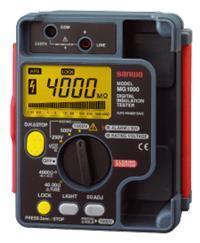 SANWA日本三和/MG1000/绝缘电阻计/兆欧表