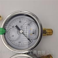 压力表OPG-AT-R1/4-60x25Mpa日本ASK杉本昆山有售
