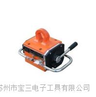 日本kanetec强力防滴型大形永磁升降机