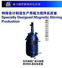 磁力搅拌高压釜