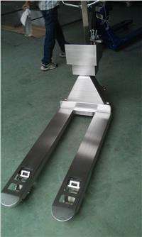 1吨不锈钢叉车秤