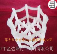 塑料八柱弧形环填料
