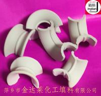 陶瓷矩鞍环