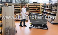 凯驰自走式全自动洗地机