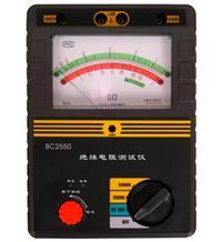 BC2550绝缘电阻测试仪