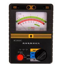 BC2533绝缘电阻测试仪 BC2533