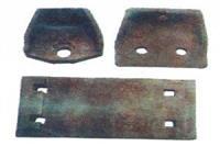 耐高温云母垫板 DYHP-5