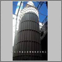 钢厂烧结大型脱硫塔先容