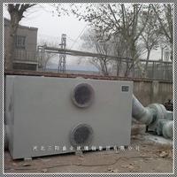 活性炭有机废气吸附塔制作