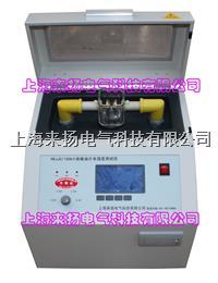 全自动绝缘油介电强度测试仪试验报告