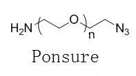 叠氮PEG氨基