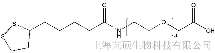 硫辛酸PEG羧基,LA-PEG-COOH