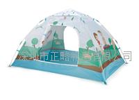 维仕蓝乐玩亲子双层帐篷