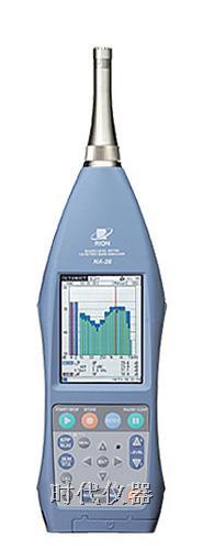 日本理音RION NA-28 实时频谱及噪音分析仪