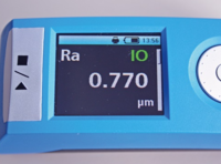 Hommel-Etamic W5 移动式粗糙度测量仪
