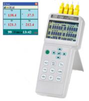 台湾泰仕 TES-1384 四通道温度计/记录器