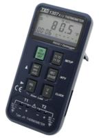 台湾泰仕 TES-1307 K/J记忆式温度表